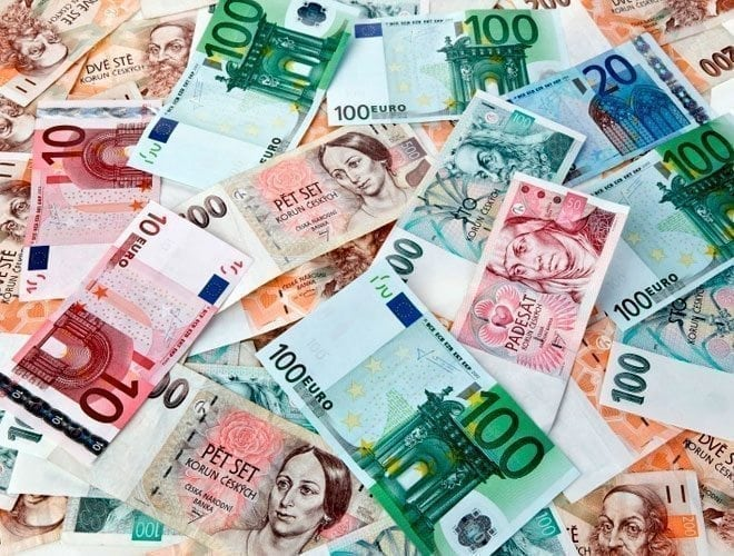 currency in prague