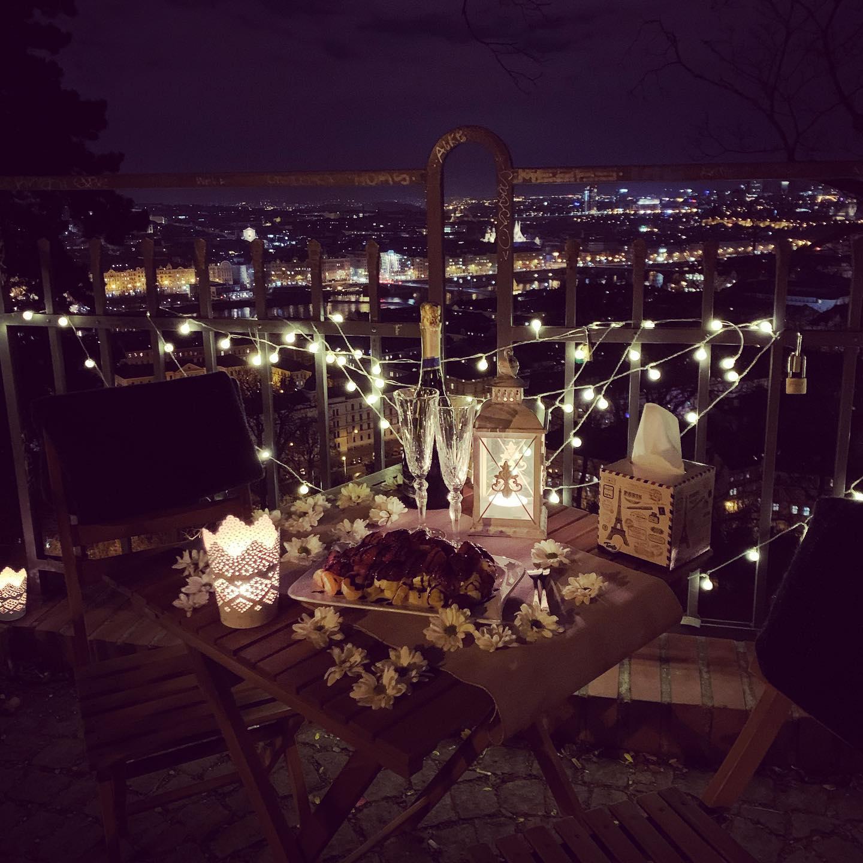 Proposal in Prague